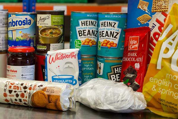 Group businesses support local foodbanks